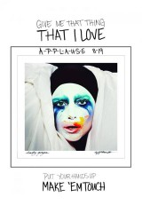 Applause Lady Gaga testo traduzione video
